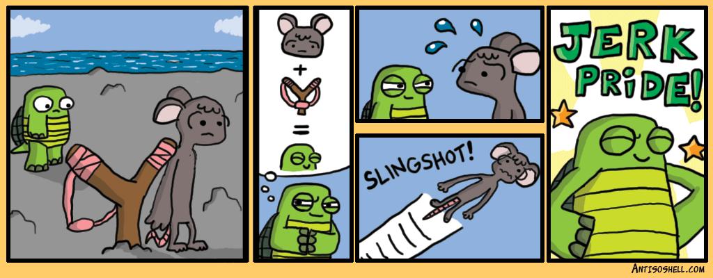 #111: A Loud Tortoise Meets A Silent…Mouse?!